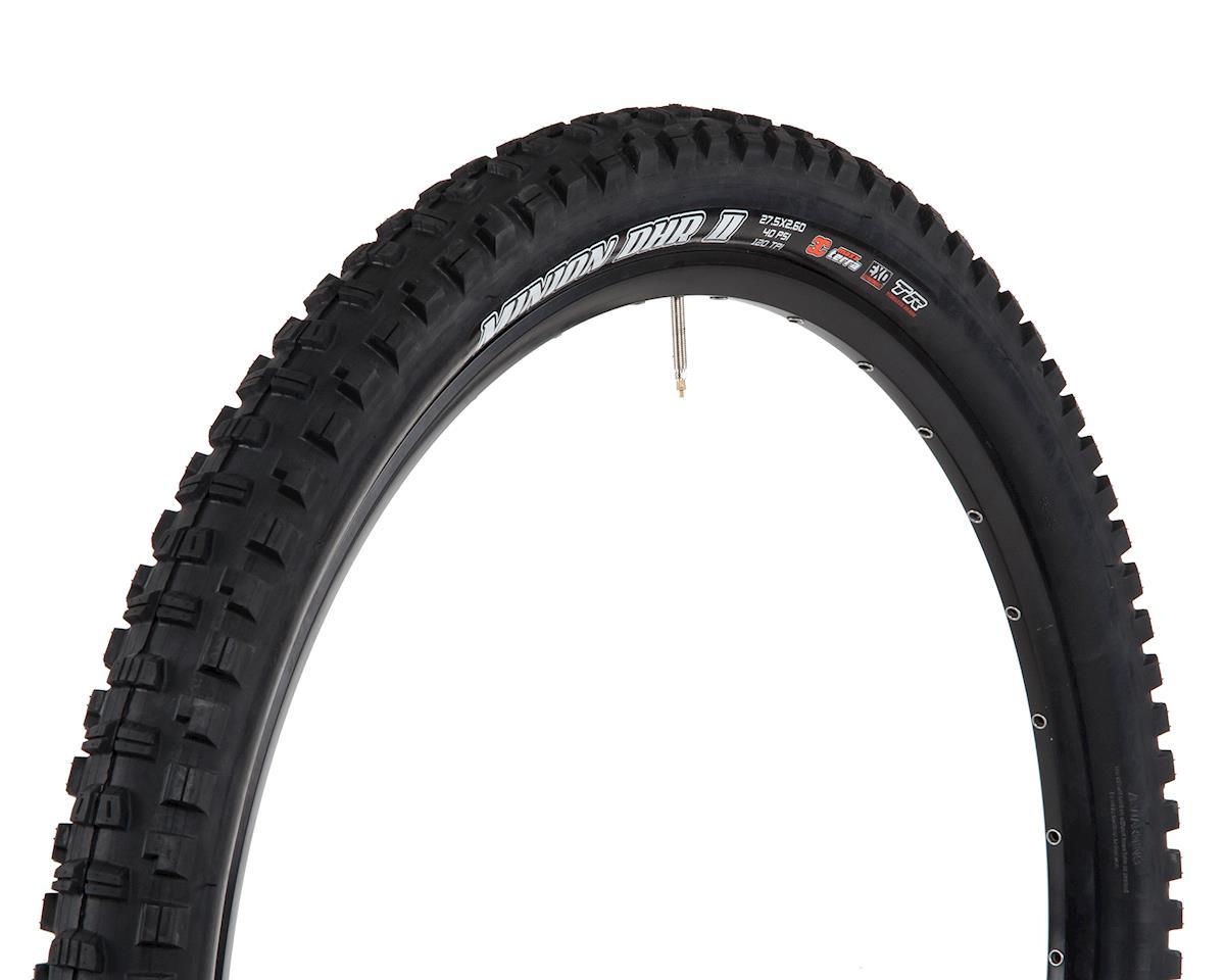 Maxxis Minion DHR II MaxxTerra MTB Tire (3C/EXO/TR) (27.5 x 2.6 WT)