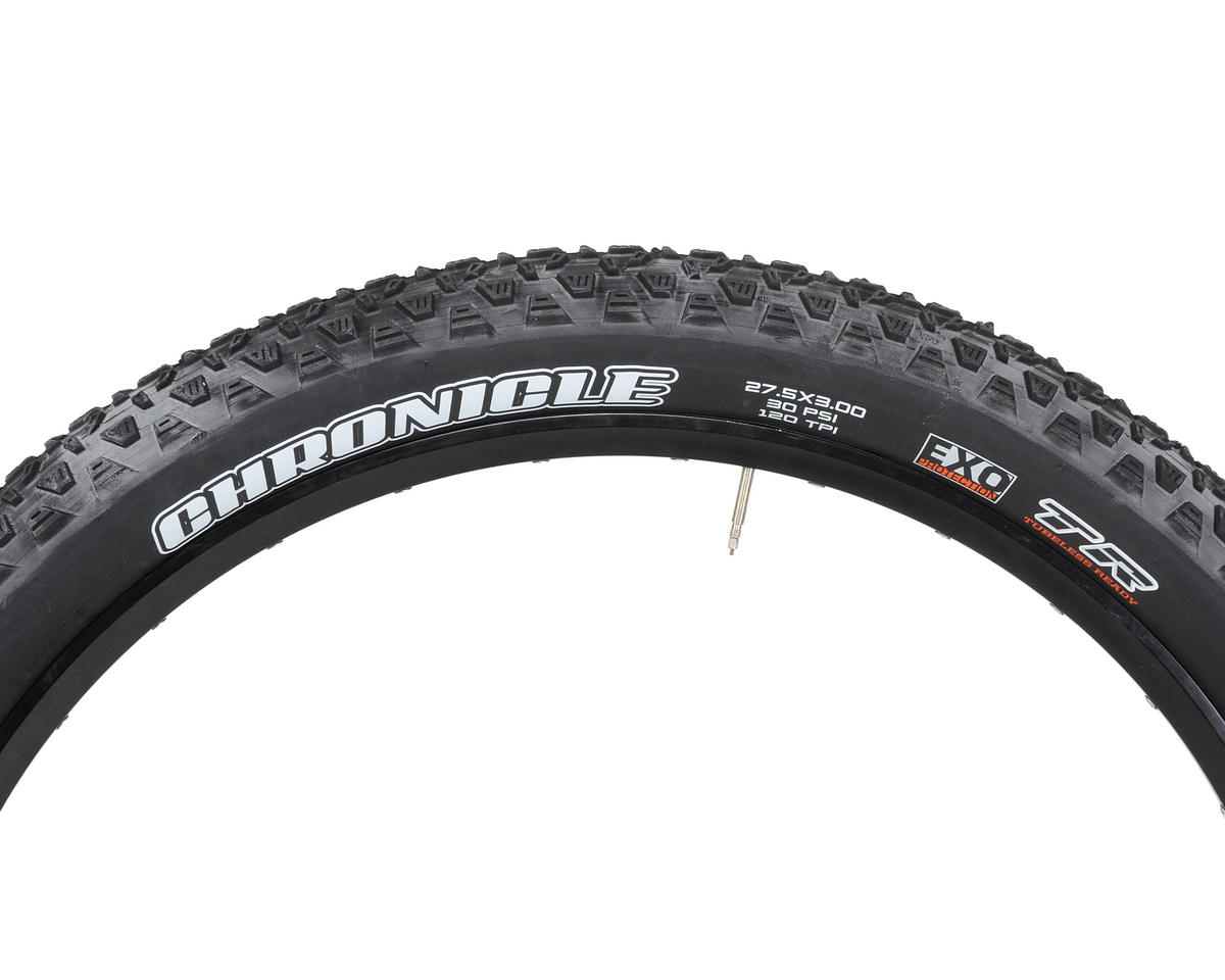Maxxis Chronicle 27.5+ Tire (EXO/TR) (27.5 x 3.0)