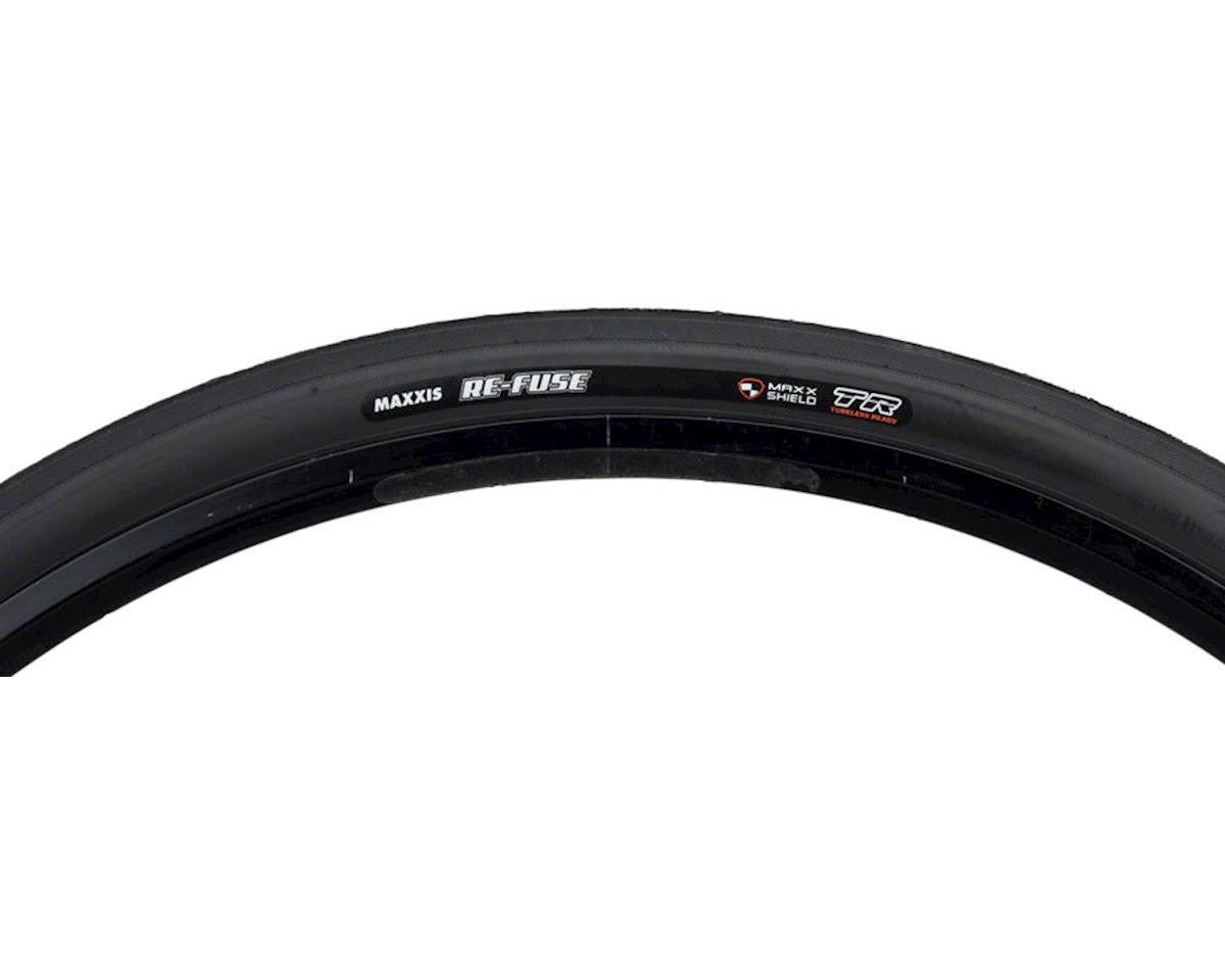 Maxxis Re-Fuse Dual Compound Gravel Adventure Tire (MaxxShield/TR) (700 x 40c)