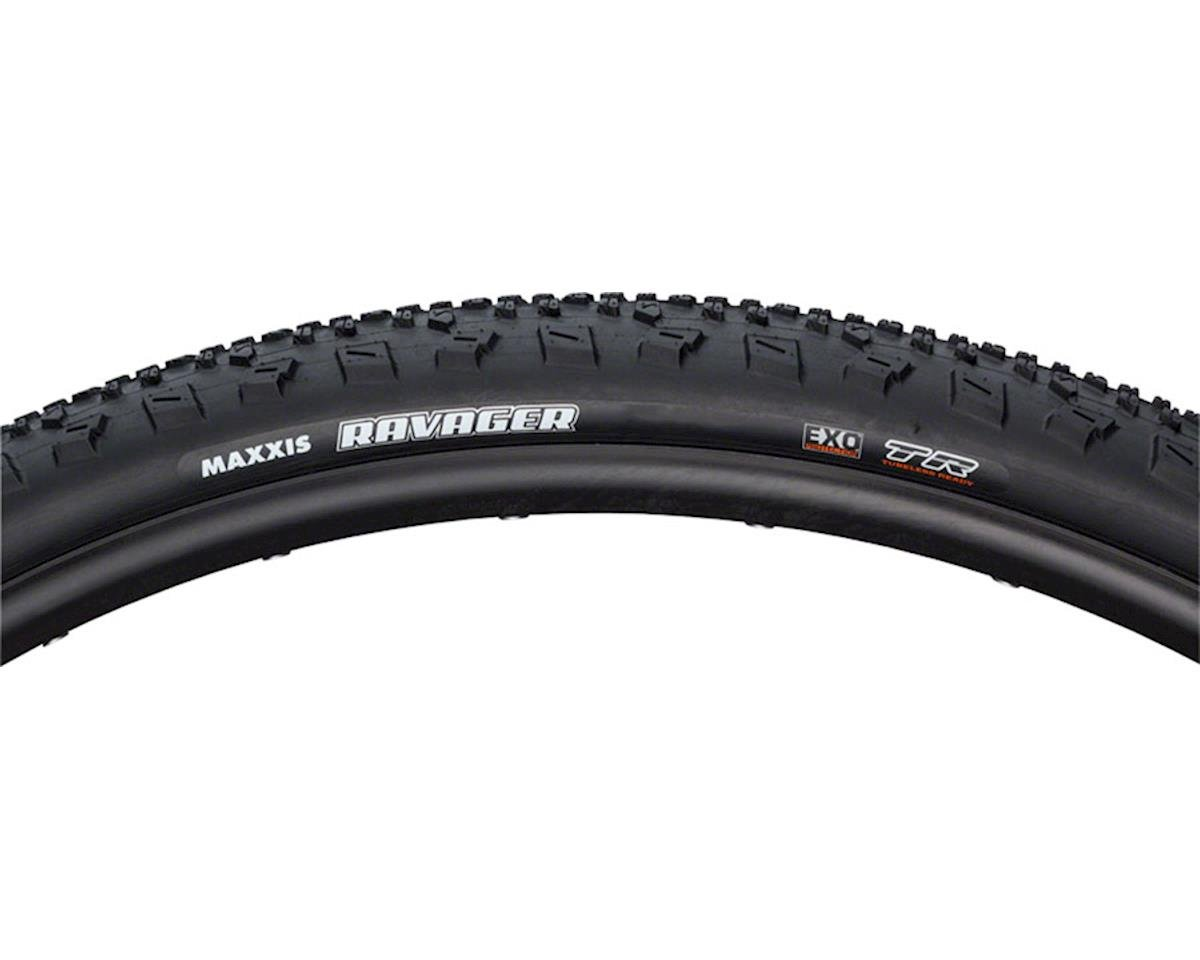 Maxxis Ravager Dual Compound EXO Casing TLR Tire (Carbon Folding) (700x40c)