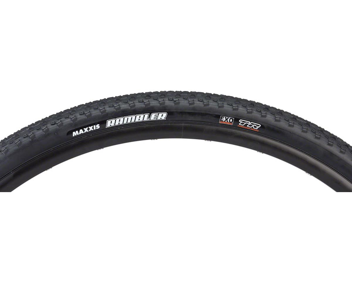 Maxxis Rambler Tubeless Tire (700 x 40c) (Folding) (Dual Compound)