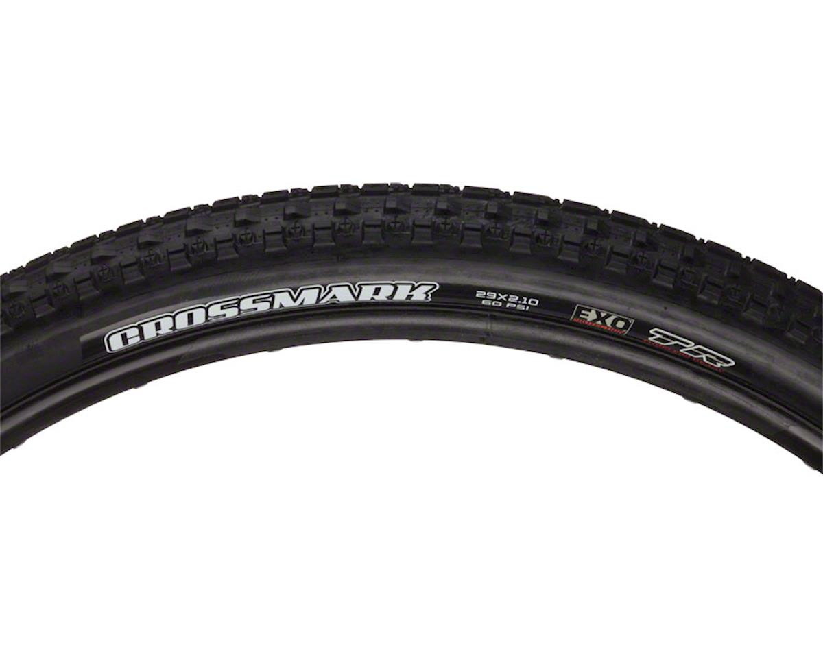 Maxxis Crossmark Tubeless Tire (29 x 2.1) (Folding) (Dual Compound)