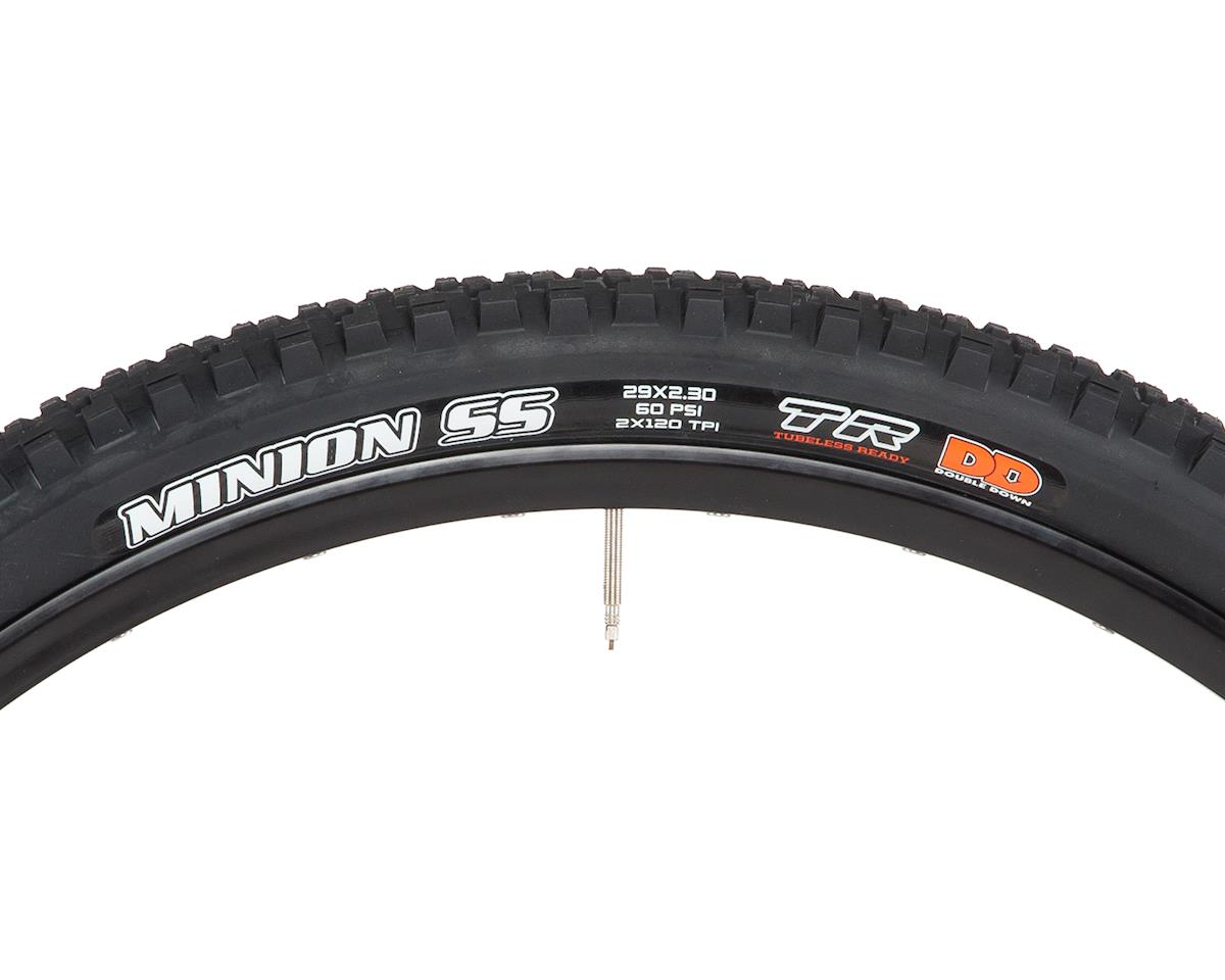 Image 4 for Maxxis Minion SS Dual Compound Tire (TR/DD) (29 x 2.30)