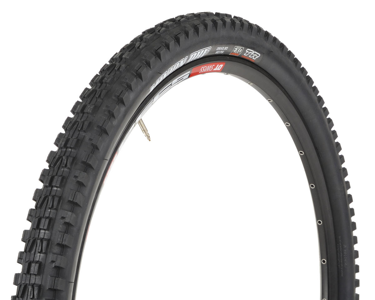 Maxxis Minion DHF Dual Compound MTB Tire (EXO/TR) (29 x 2.30)