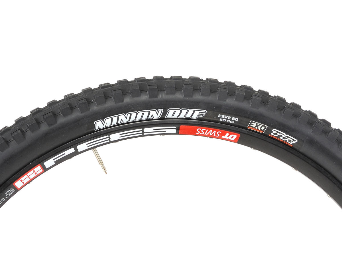 Maxxis Minion DHF EXO Tubeless Ready Tire (29 x 2.3)