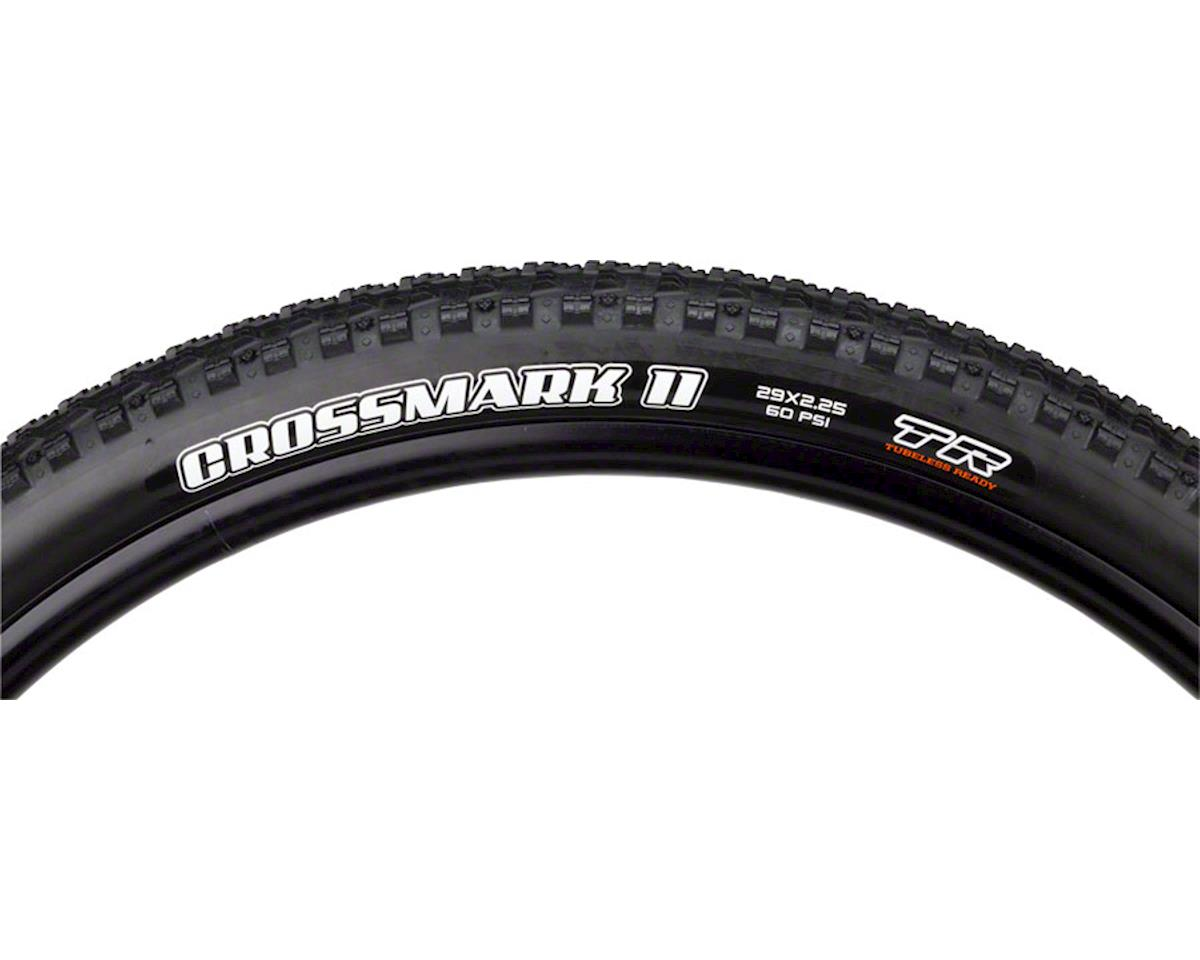 Maxxis Crossmark II Tubeless Tire (29 x 2.25) (Folding) (Dual Compound)