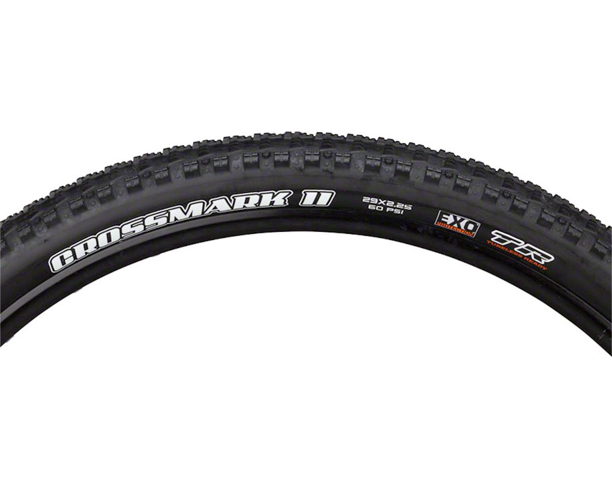 Maxxis Crossmark II Tubeless Tire (29 x 2.25) (Dual Compound) (Exo)