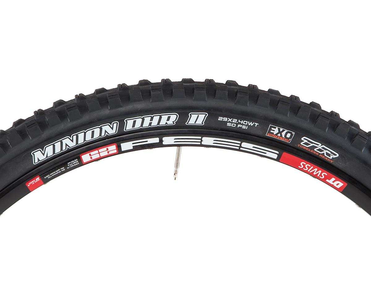 Image 4 for Maxxis Minion DHR II Dual Compound Tire (WT) (EXO/TR) (29 x 2.40)
