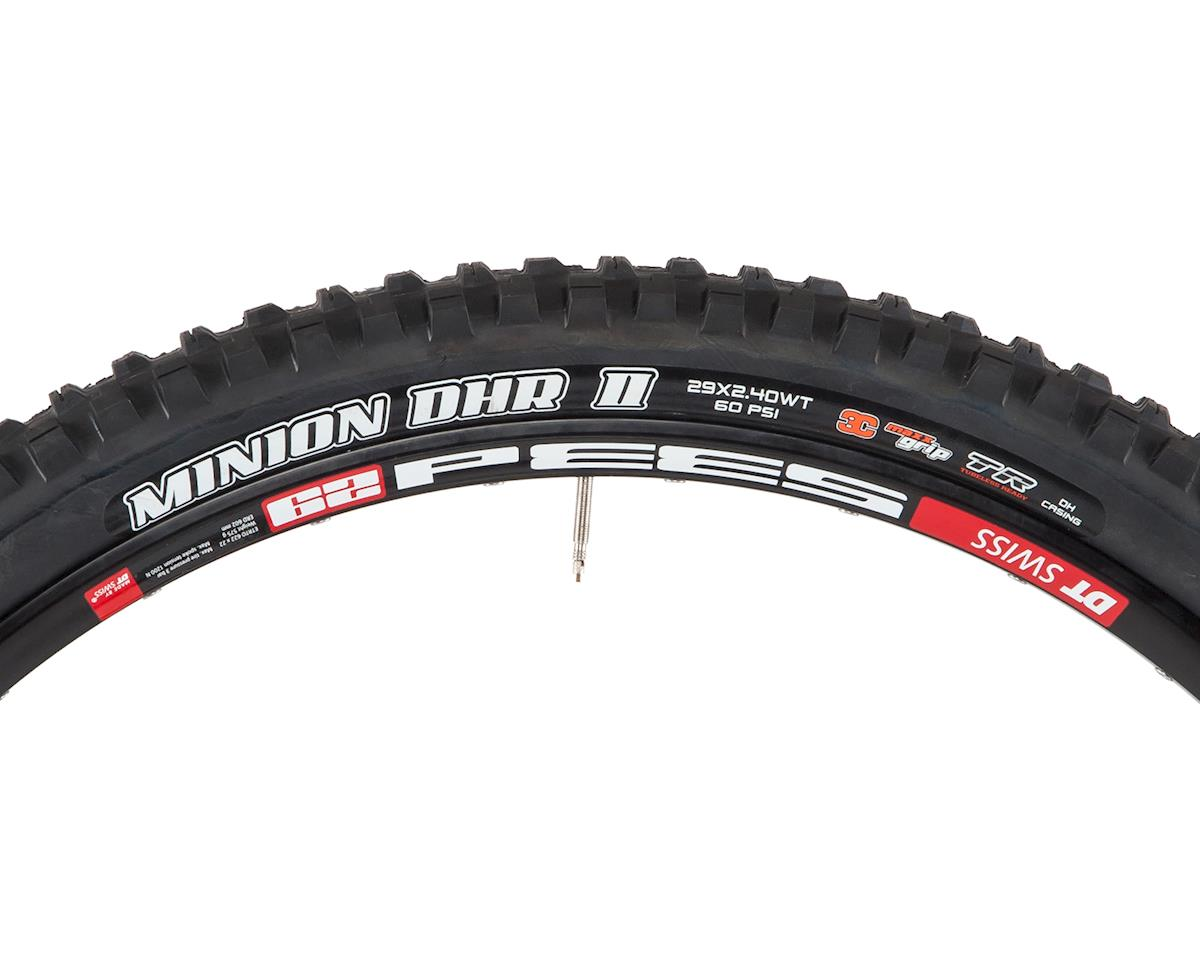 Image 4 for Maxxis Minion DHR II MaxxGrip Tire (WT) (3C/TR/DH) (29 x 2.40)