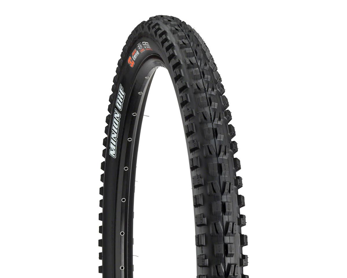 Maxxis Minion DHF 2- Ply Tubeless Tire (29 x 2.50) (Folding) (Wide Trail)