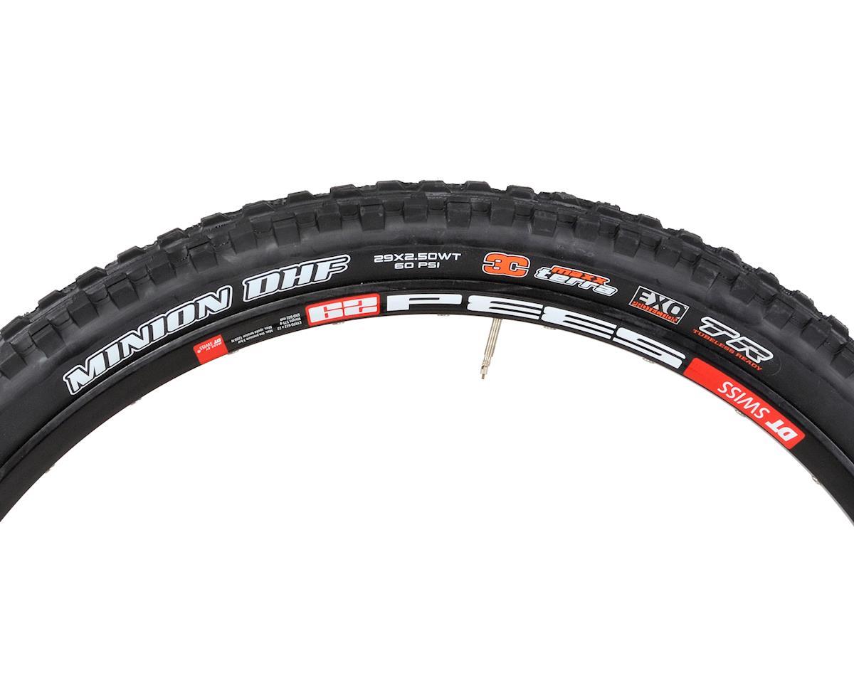Maxxis Minion DHF MaxxTerra MTB Tire (3C/EXO/TR ) (29 x 2.5) (29 x 2.5)