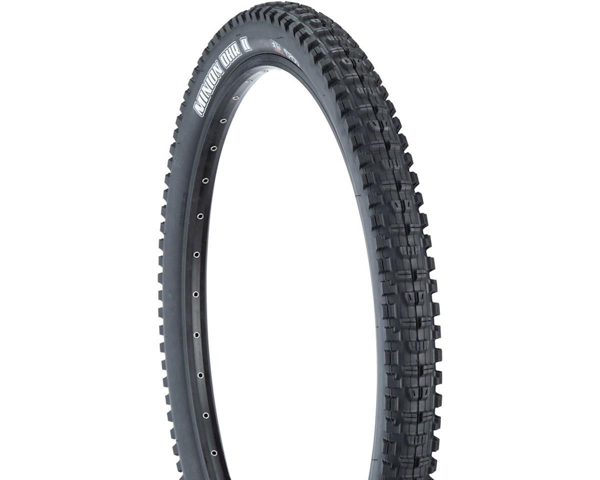 "Minion DHR II Tire: 29 x 3.00"", Folding, 60tpi, Dual Compound, EXO, Tubel"