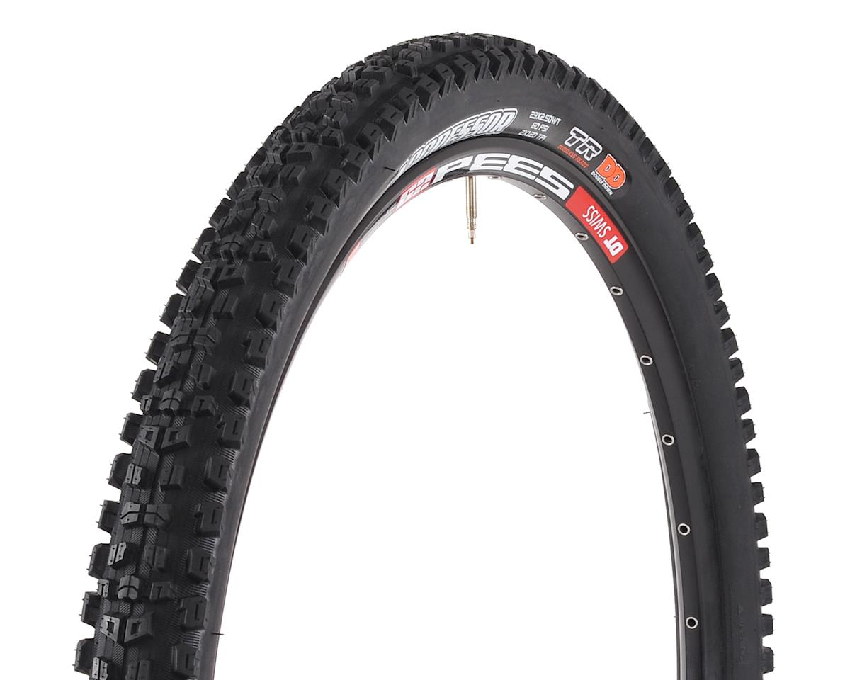 "Maxxis Aggressor WT Tire 29 x 2.5"" 120tpi Dual Compound Double Down Casing Tubel"