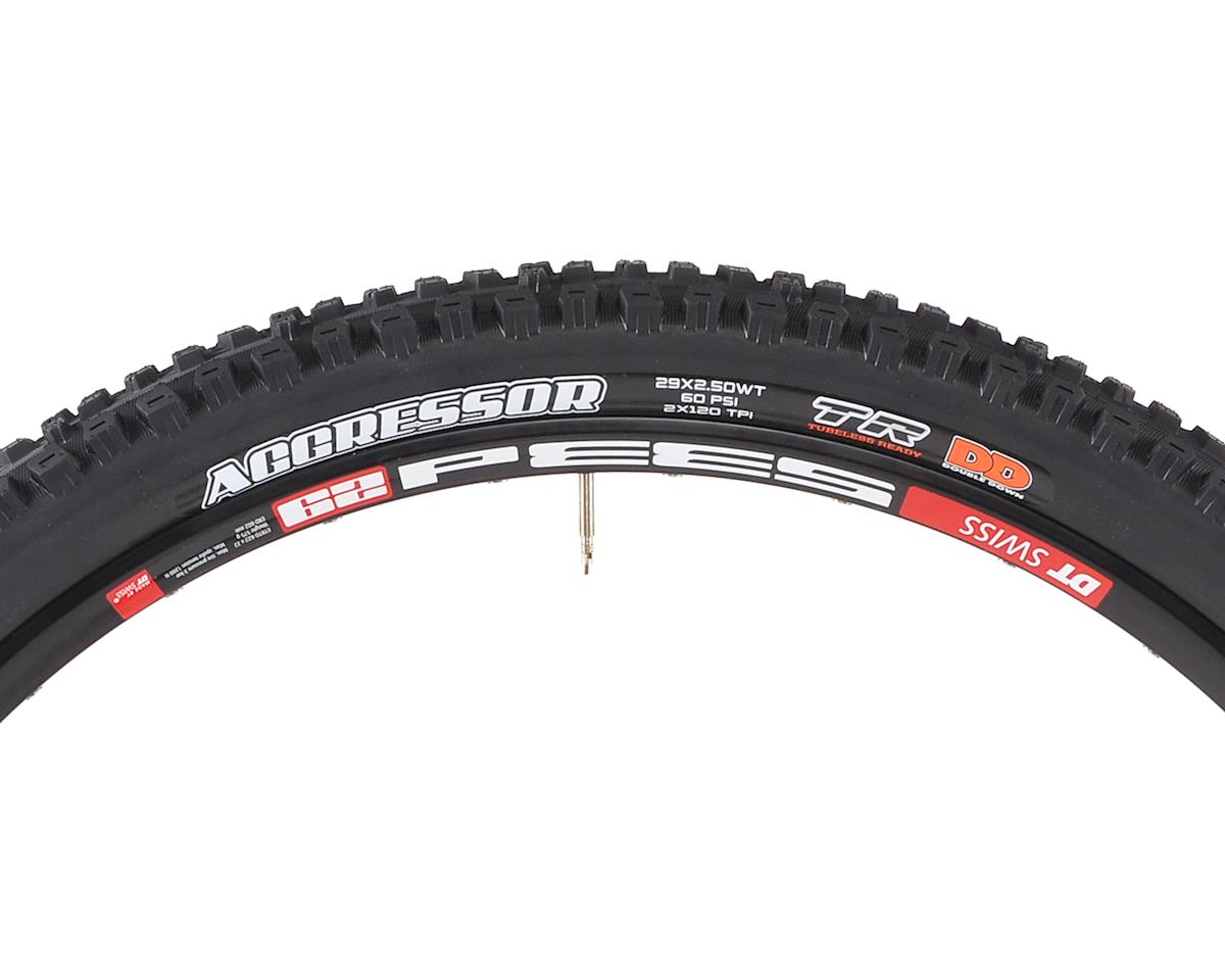 Image 4 for Maxxis Aggressor Dual Compound Tire (WT) (TR/DD) (29 x 2.50)