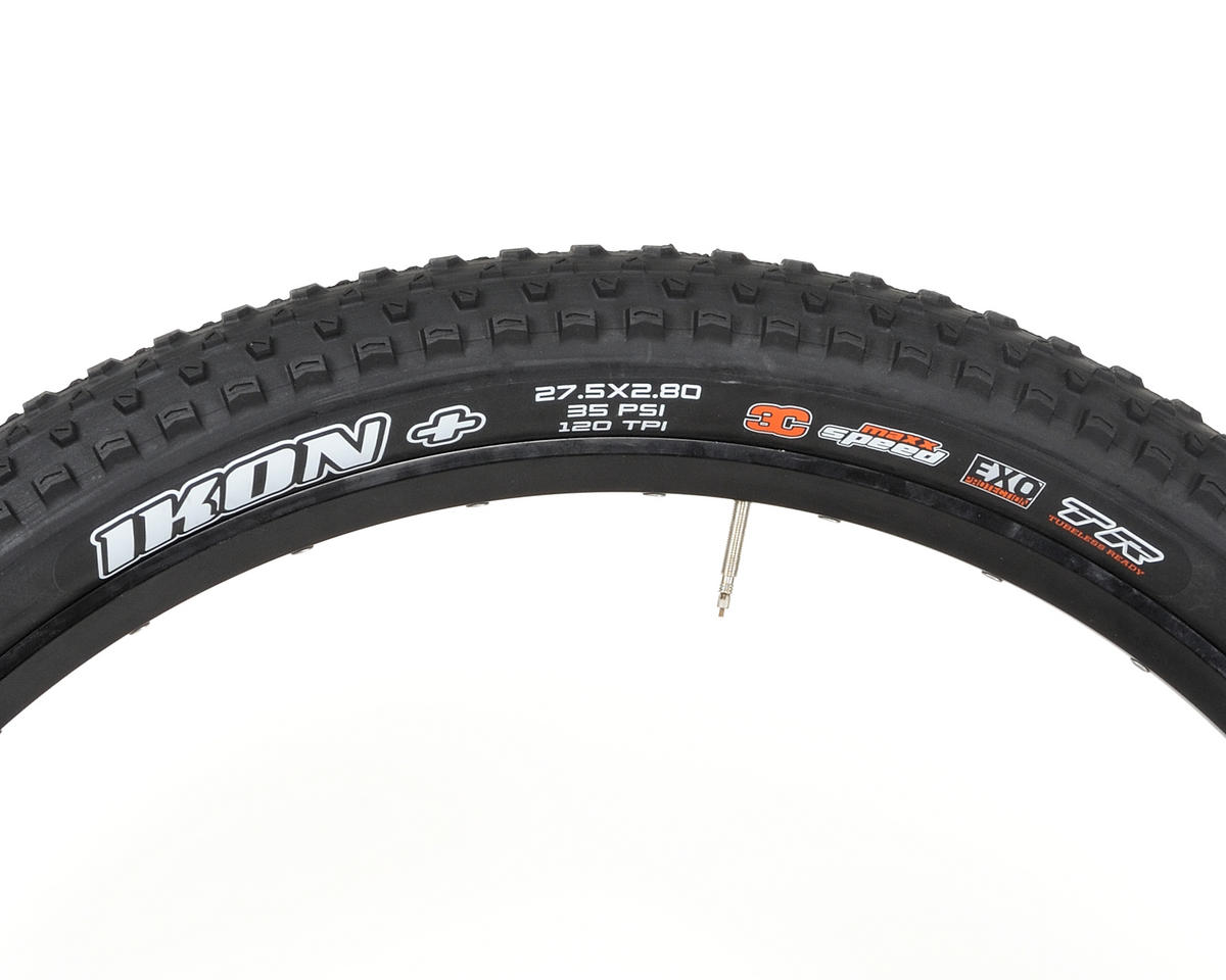 Image 4 for Maxxis Ikon+ MaxxSpeed Tire (3C/EXO/TR) (27.5 x 2.80)