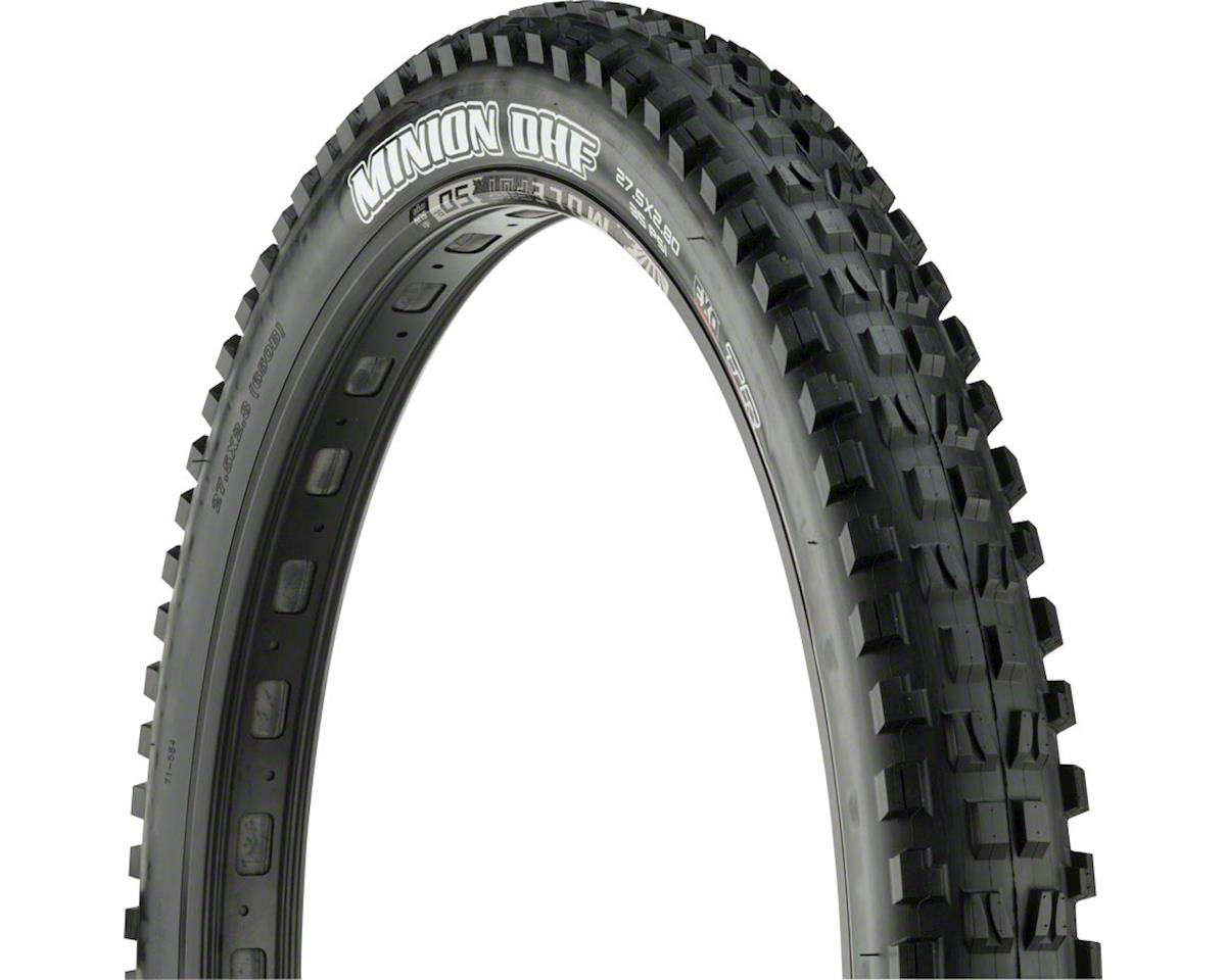 Maxxis Minion DHF Dual Compound Plus Tire (EXO/TR) (27.5 x 2.80)