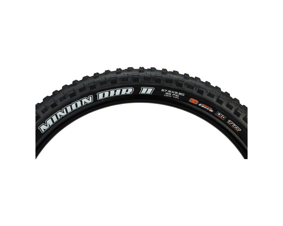 "Maxxis Minion DHR II Tubeless Tire (Folding) (27.5 x 2.80"") (Triple Compund)"