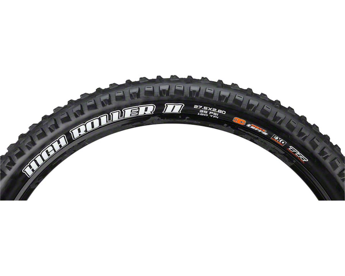 Image 1 for Maxxis High Roller II MaxxTerra Plus Tire (3C/EXO/TR) (27.5 x 2.80)