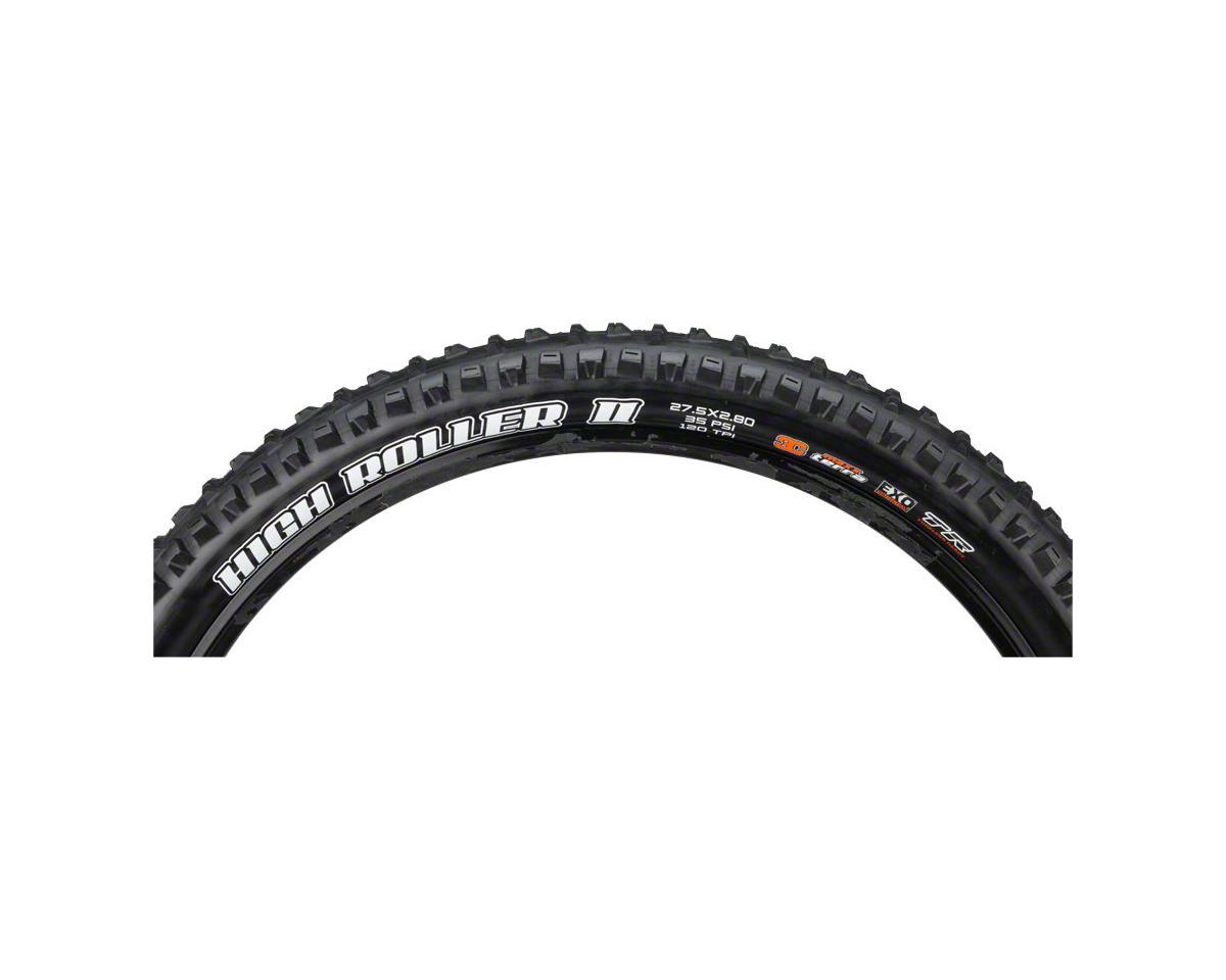 Maxxis High Roller II MaxxTerra Plus Tire (3C/EXO/TR) (27.5 x 2.80)