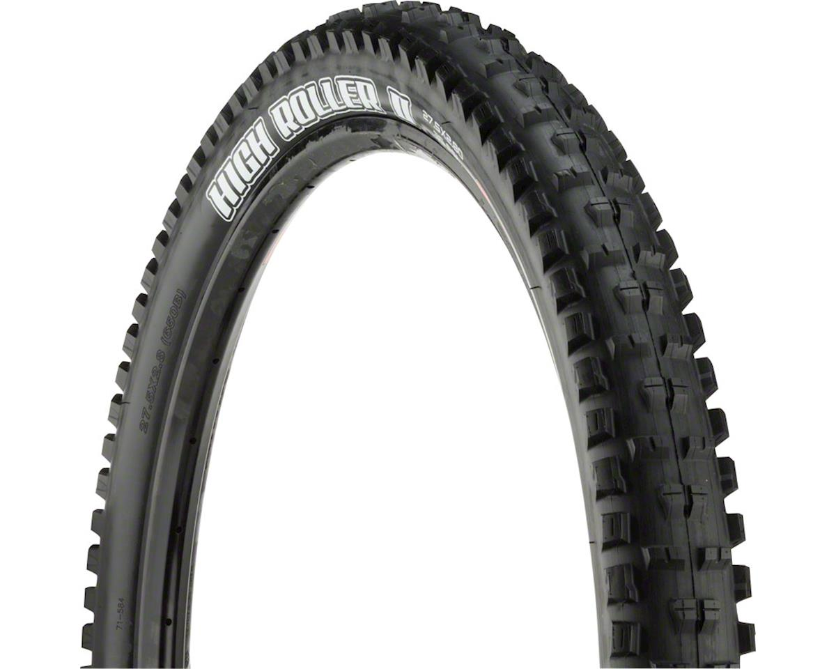 Image 3 for Maxxis High Roller II MaxxTerra Plus Tire (3C/EXO/TR) (27.5 x 2.80)