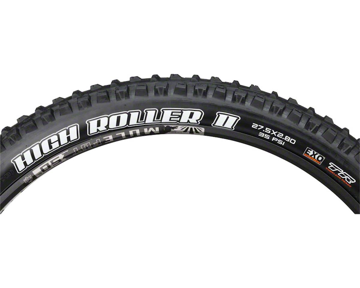 "Maxxis High Roller II 27.5"" Dual Compound Fat Tire (EXO/TR) (27.5 x 2.80)"