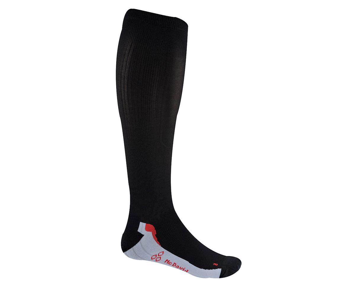 McDavid Recovery Socks (Black)