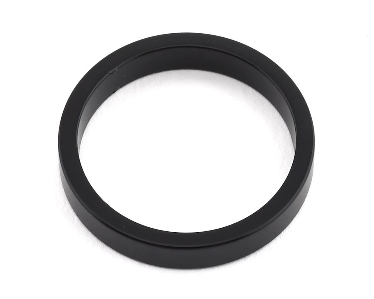 "MCS Aluminum Headset Spacer (1"") (Black) (5mm)"