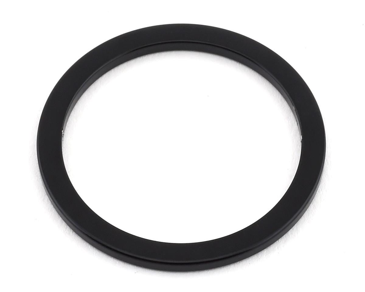 "Image 1 for MCS Aluminum Headset Spacer (1-1/8"") (Black) (2mm)"