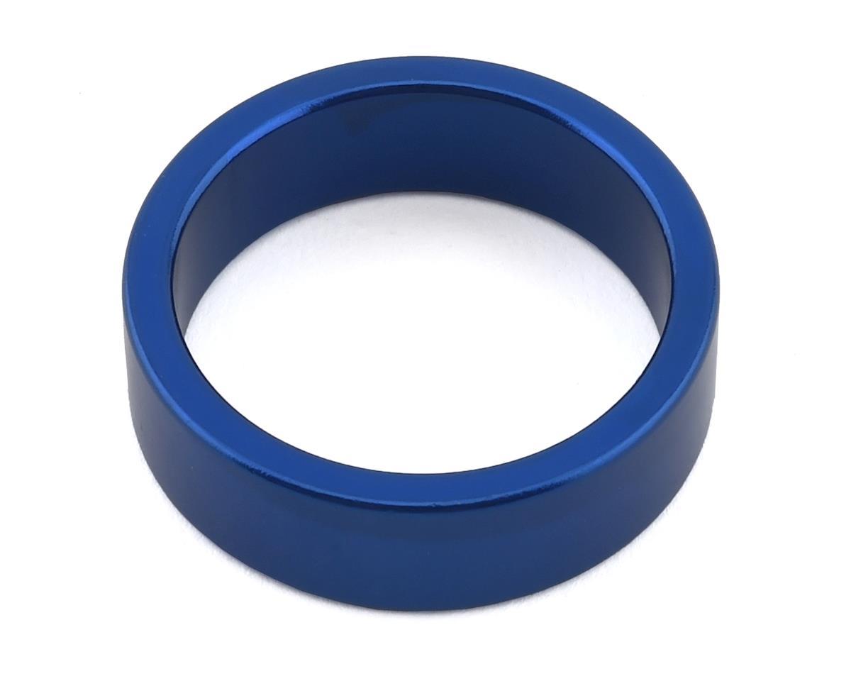 "MCS Aluminum Headset Spacer (1-1/8"") (Blue) (10mm) | alsopurchased"