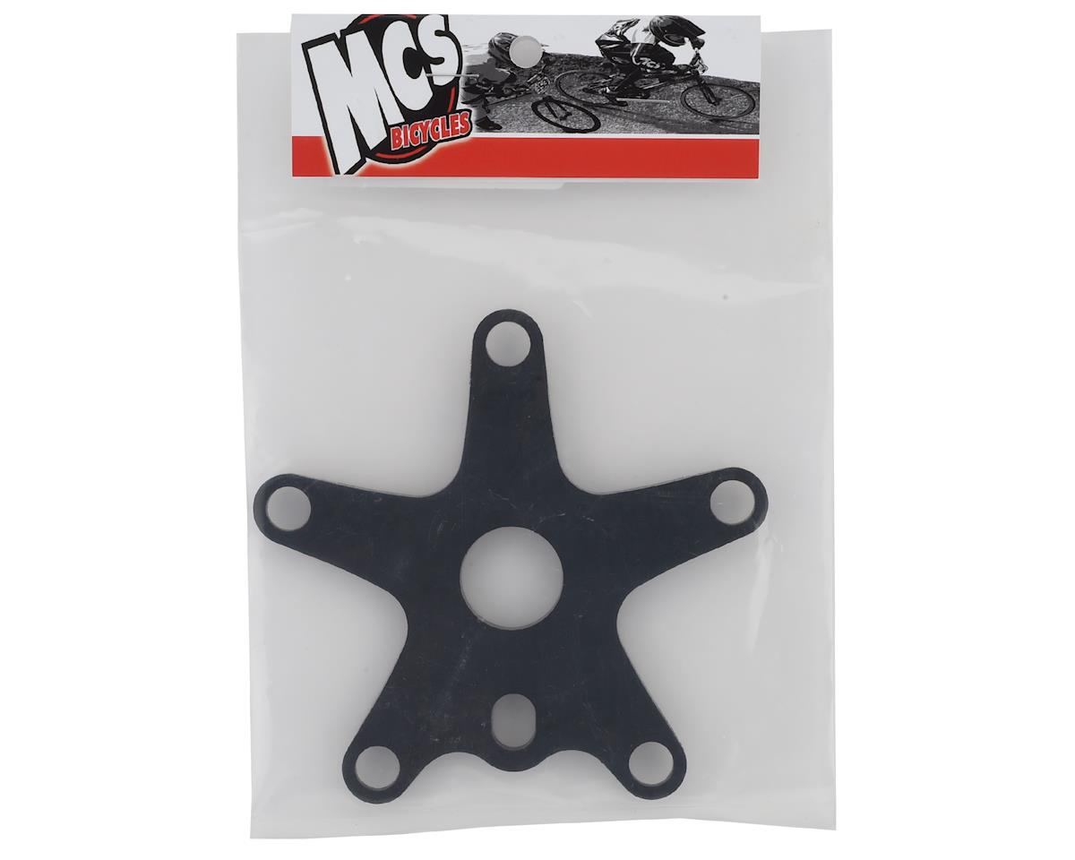 Image 2 for MCS 5-Bolt 110 Alloy Spider (Black)