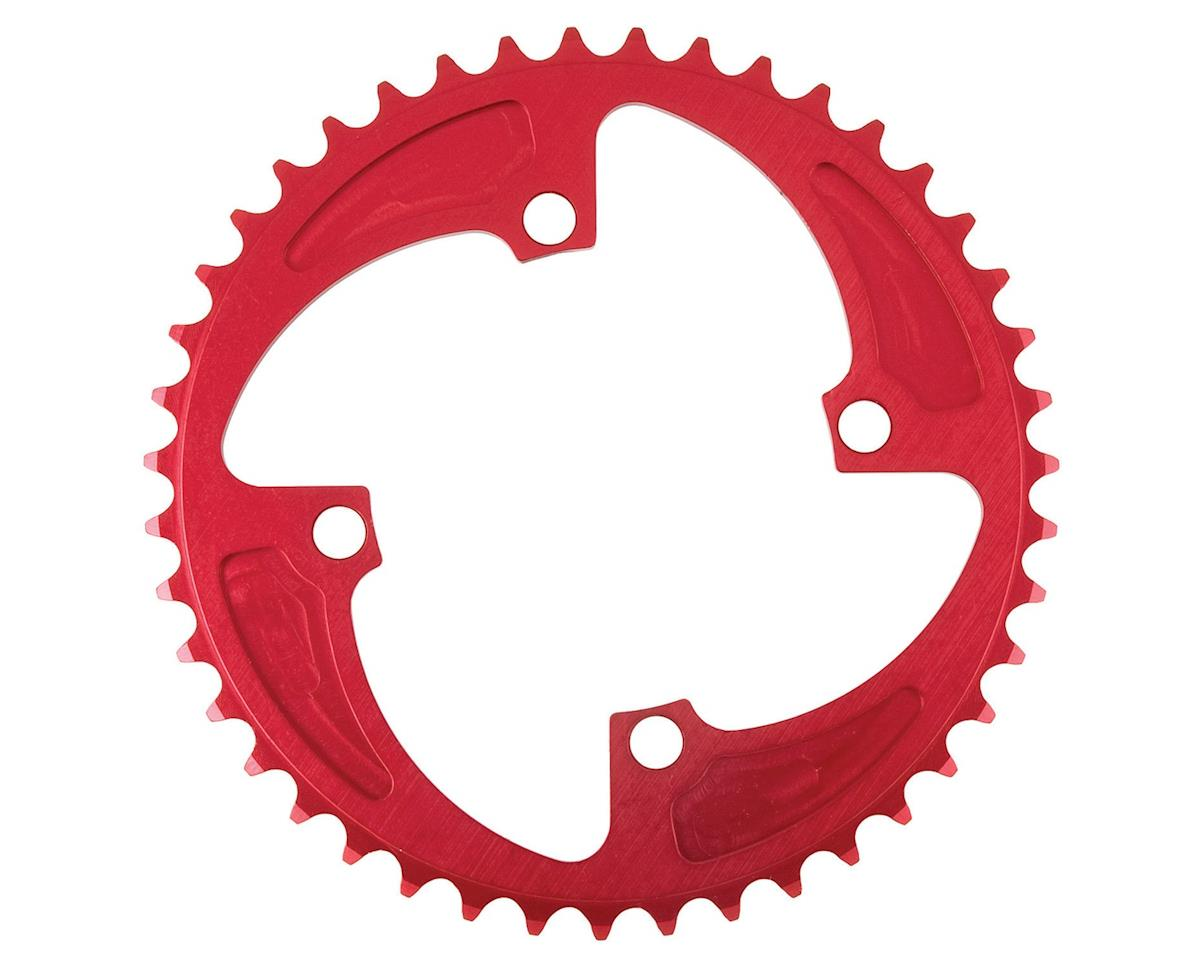 MCS 4-Bolt Chainring (Red) (41T)