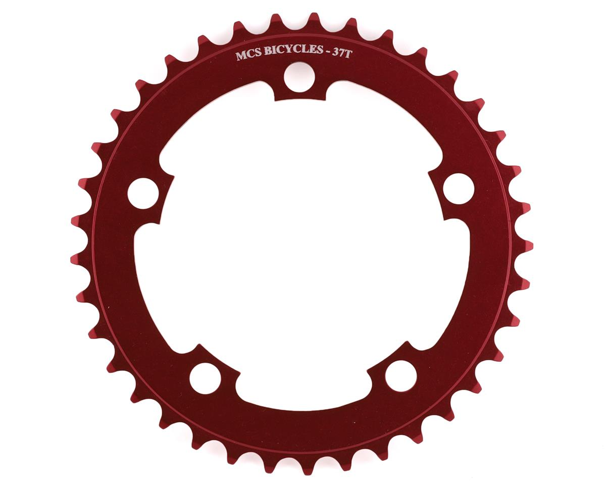 MCS 5-Bolt Chainring (Red)