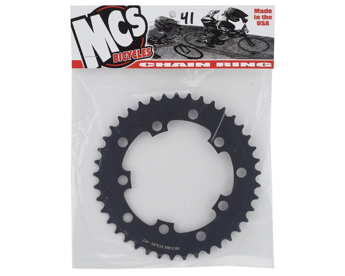 Image 2 for MCS 5-Bolt Chainring (Black) (41T)