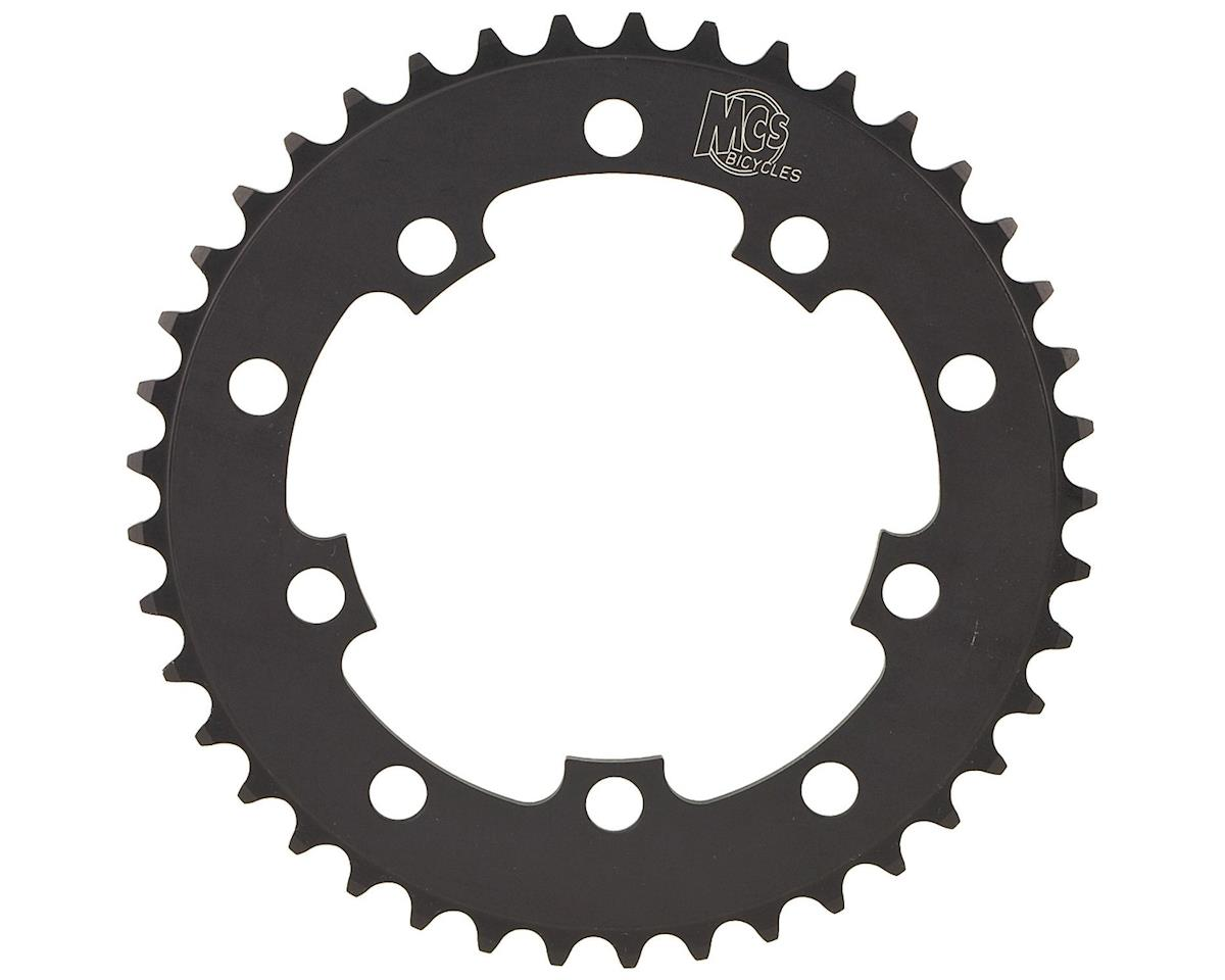 MCS 5-Bolt Chainring (Black) (47T)