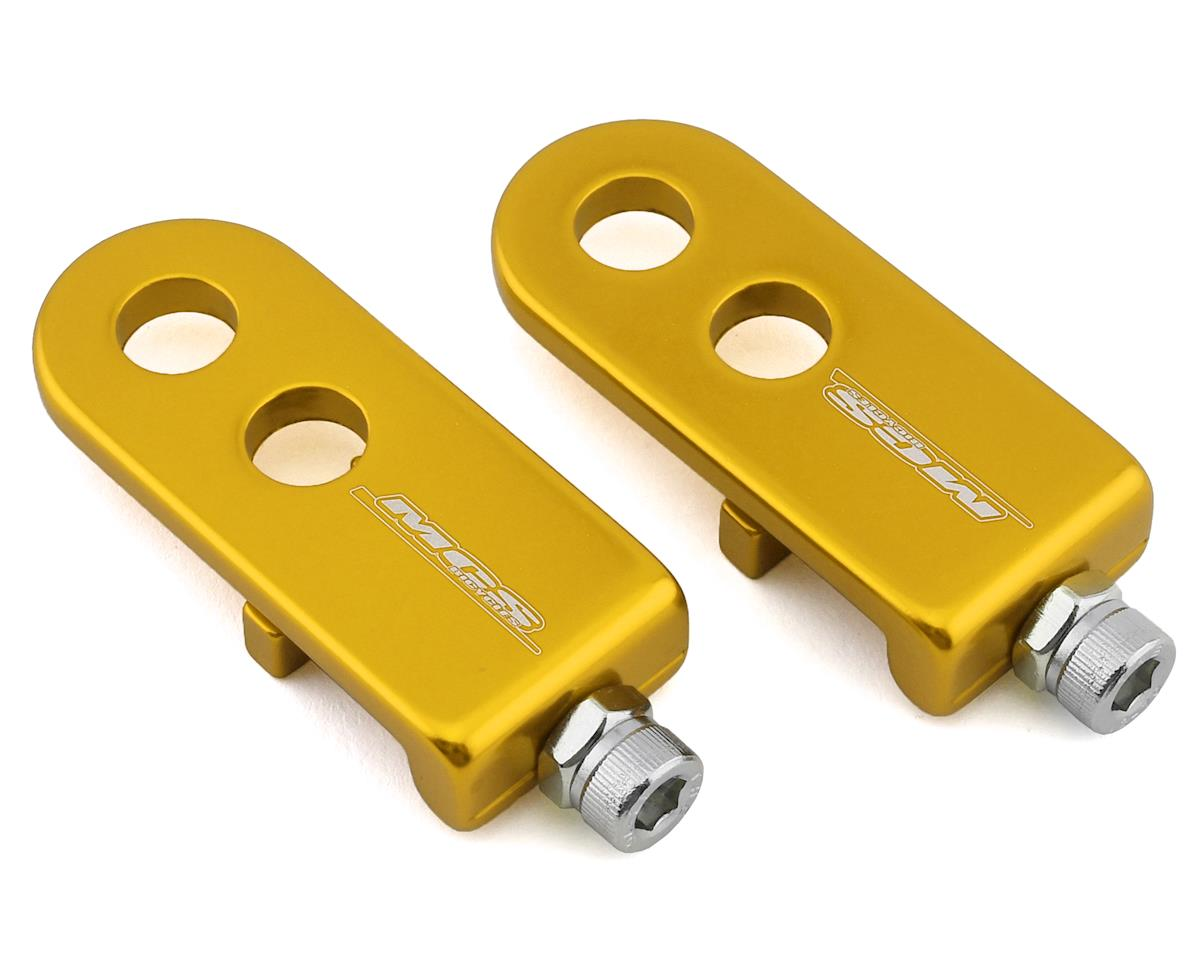 """MCS Chain Tensioners (Gold) (3/8"""")"""