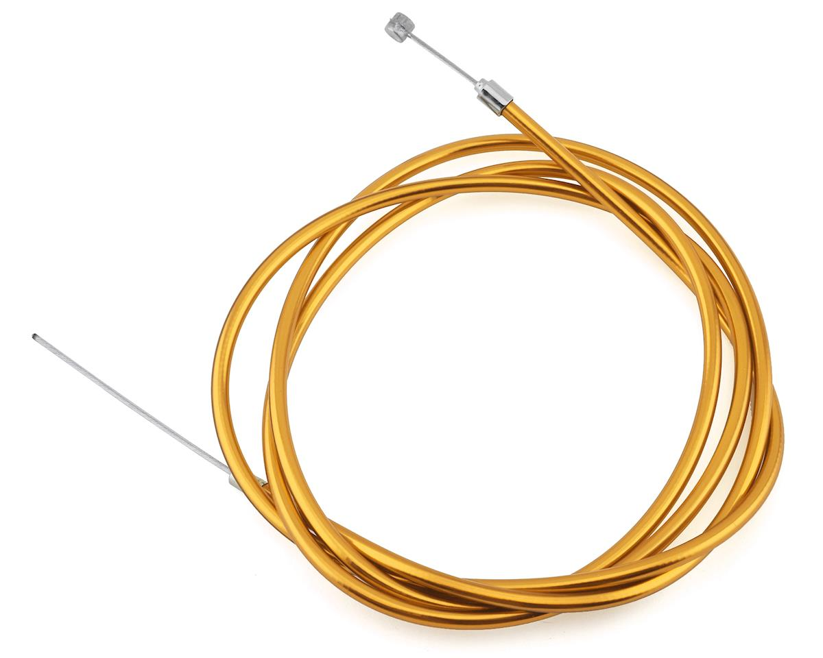 Image 1 for MCS Lightning Brake Cable (Universal) (Gold Chrome)
