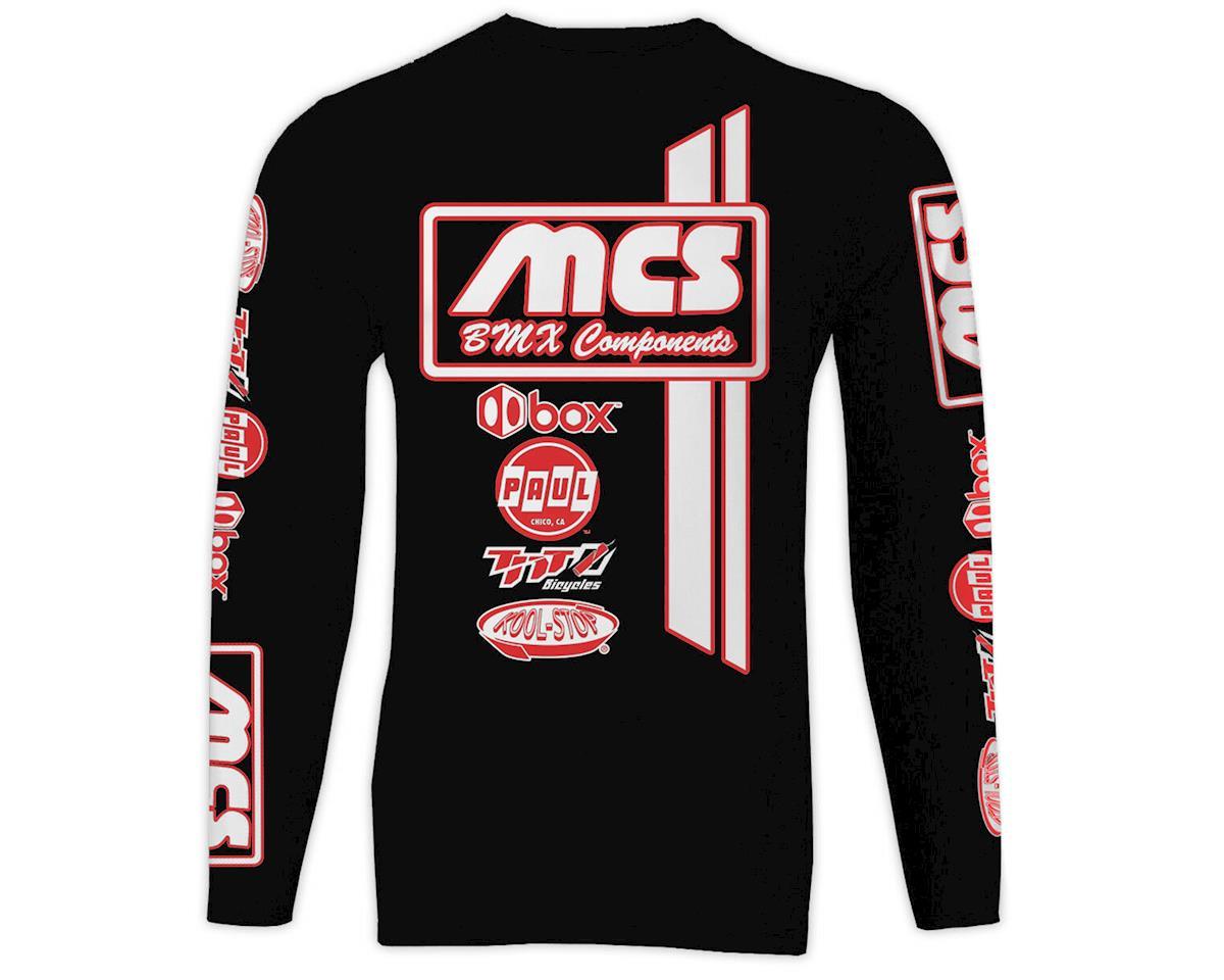 MCS Long Sleeve Jersey (Black) (L)