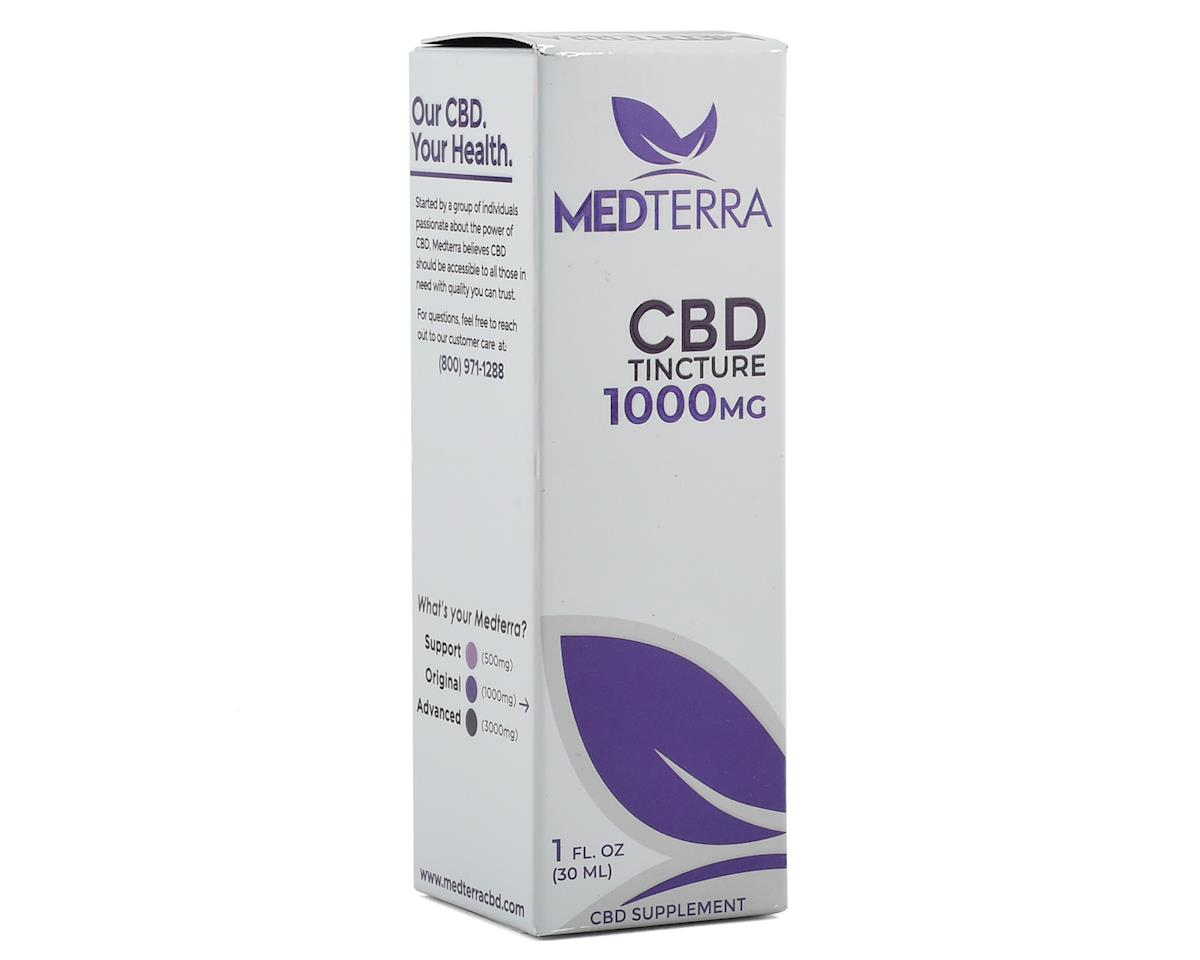 Medterra CBD Tincture w/ MCT Coconut Oil (1000mg)
