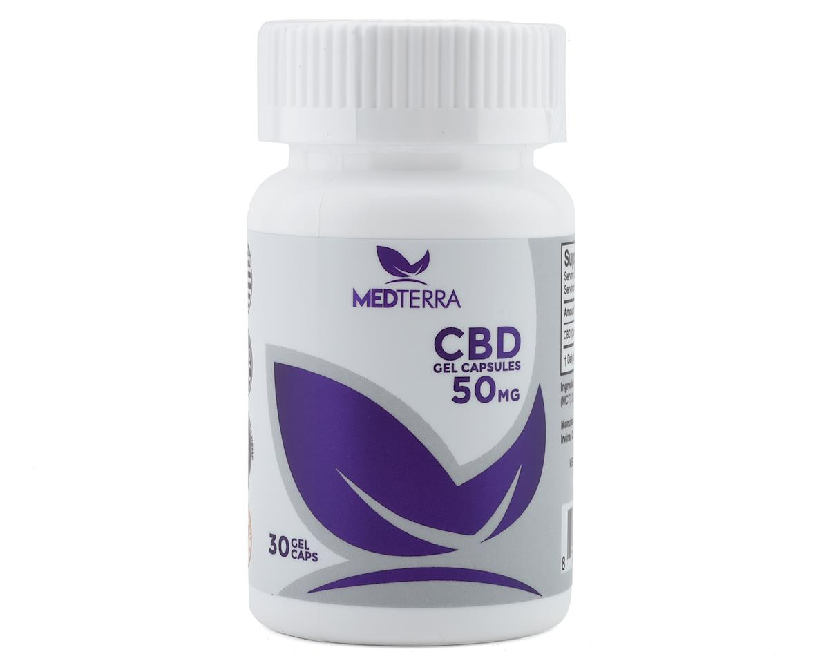 Medterra CBD Gel Capsules (50mg) [8-10010-83004-3] | Accessories