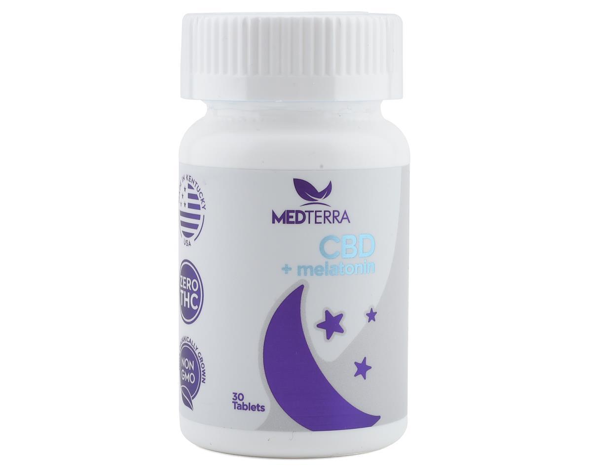 Medterra CBD & Melatonin Tablets (30 Capsules)