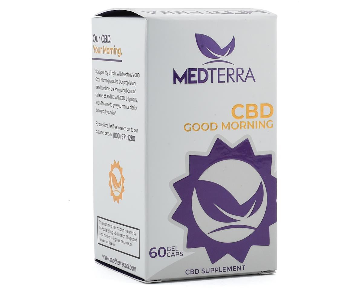 Medterra Good Morning CBD Capsules (60 Capsules)