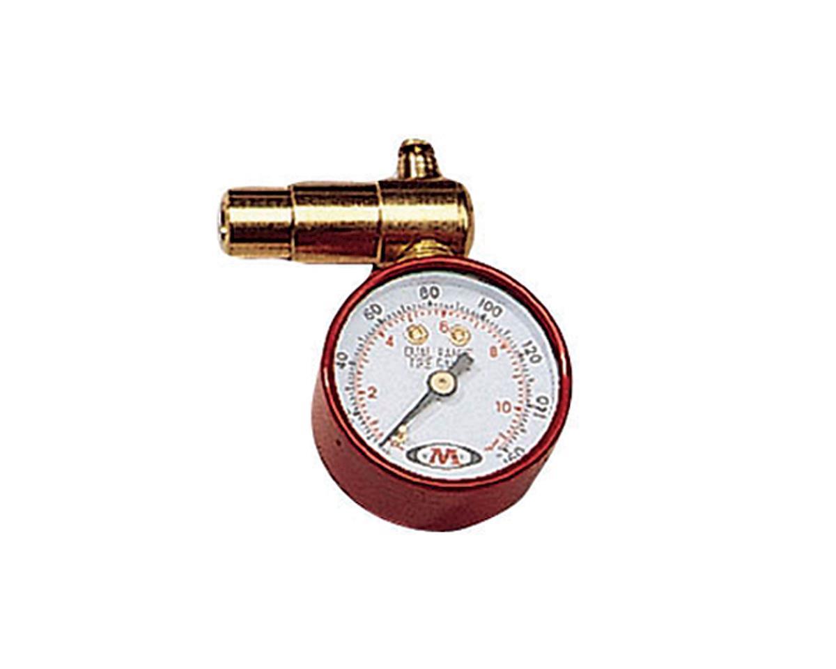 AccuGage Tire Pressure Dial Gauge (Presta)