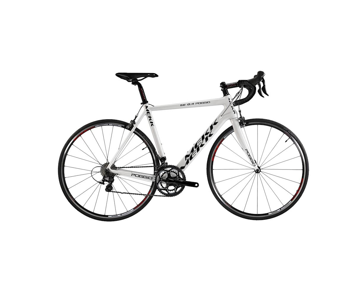 Image 1 for MEKK Bicycles Mekk Poggio SE 0.4 Road Bike (White)