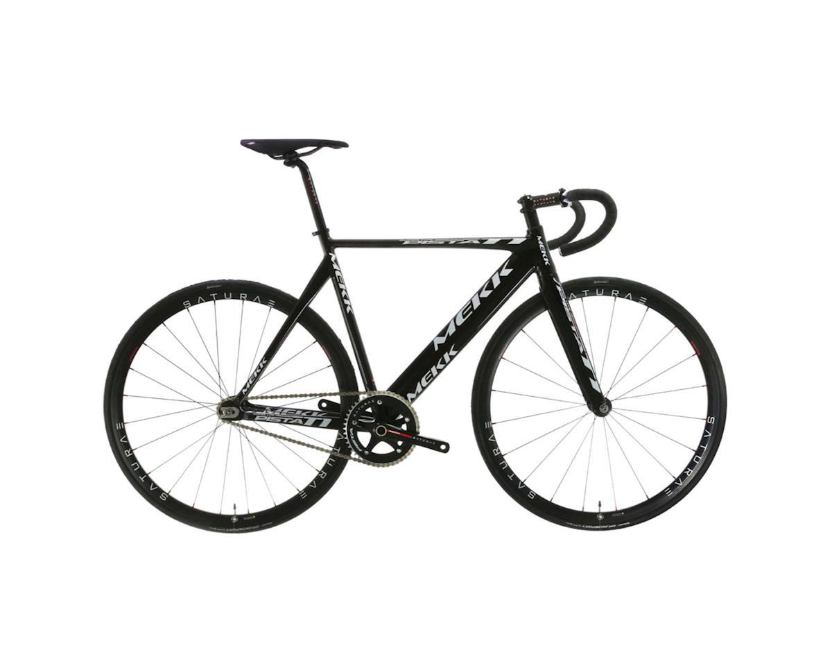 MEKK Bicycles Mekk Pista T1 Track Bike (Black)