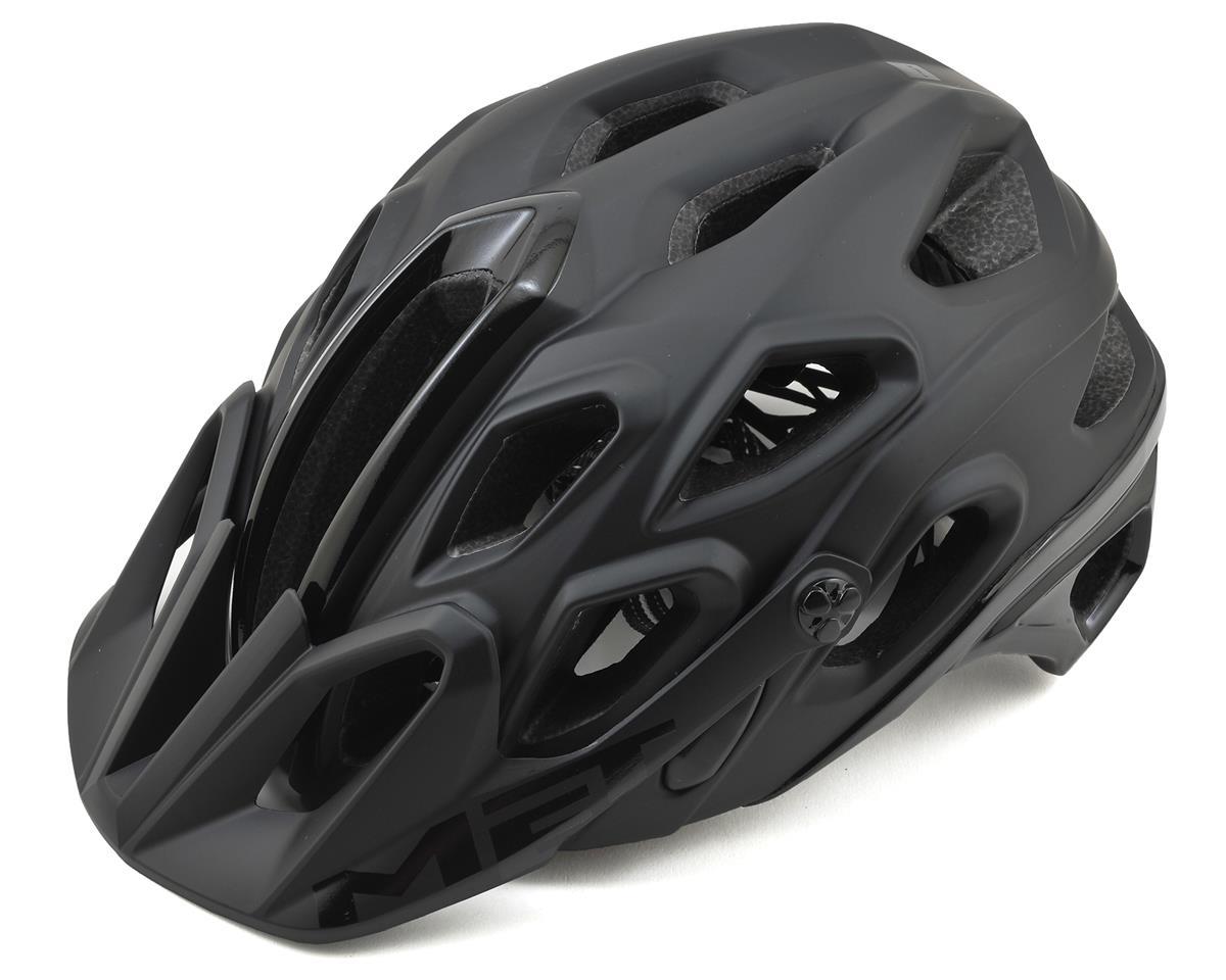 Met Lupo Mountain Bike Helmet (Black)