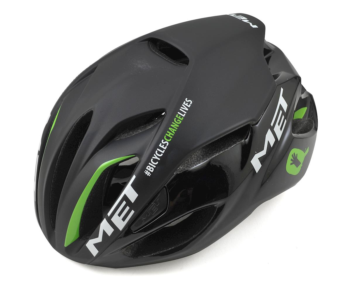 Met Rivale Aero Road Helmet (Dimension Data Team)