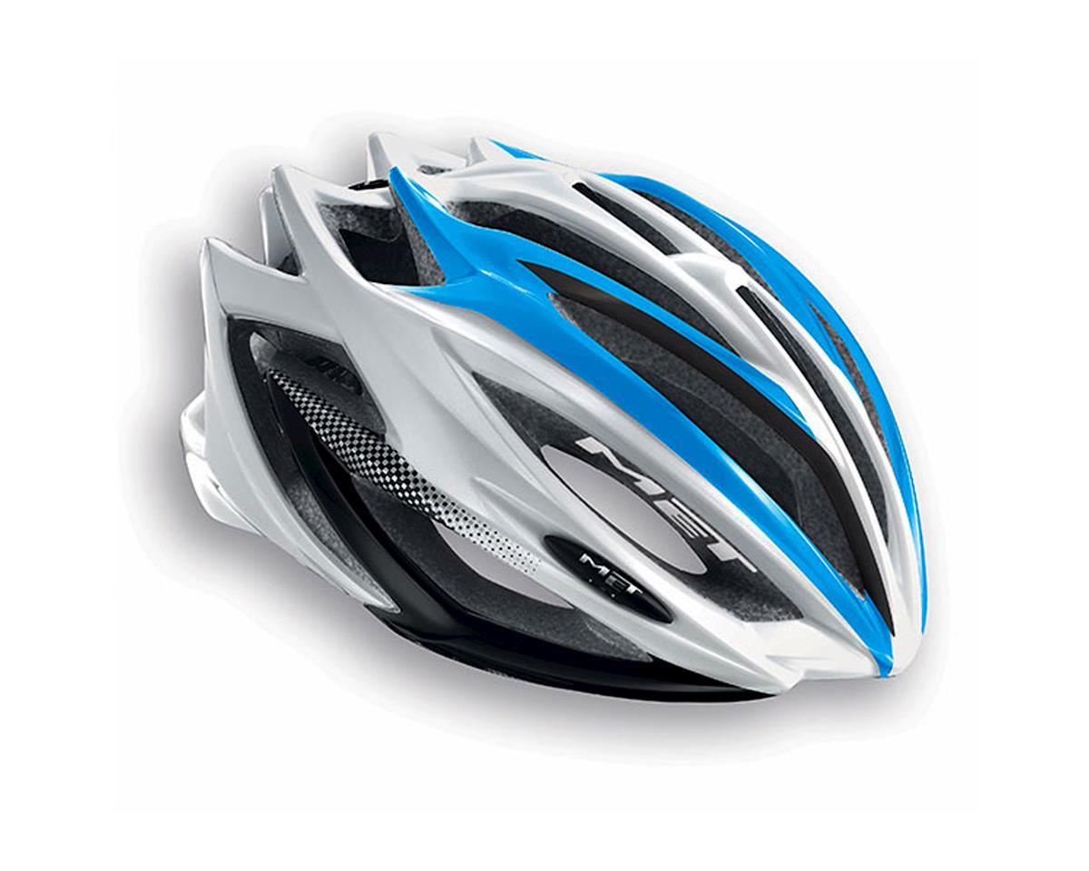 Met Estro Road Helmet (Blue/White)