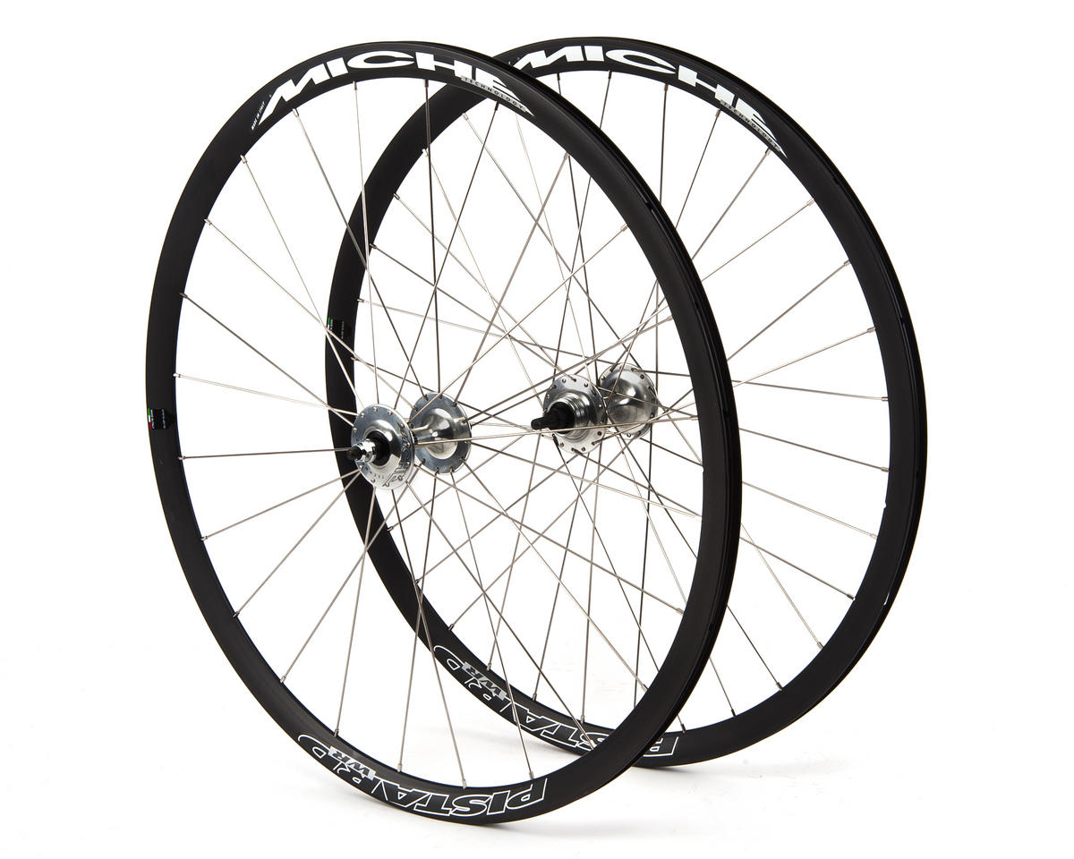 Miche Pistard WR Track Clincher Wheelset (24/32 Hole)