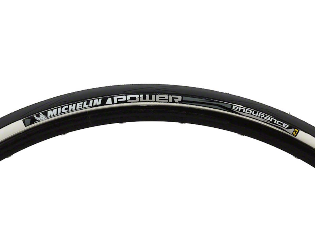 Michelin Power Endurance Tire (White) (700 x 25)