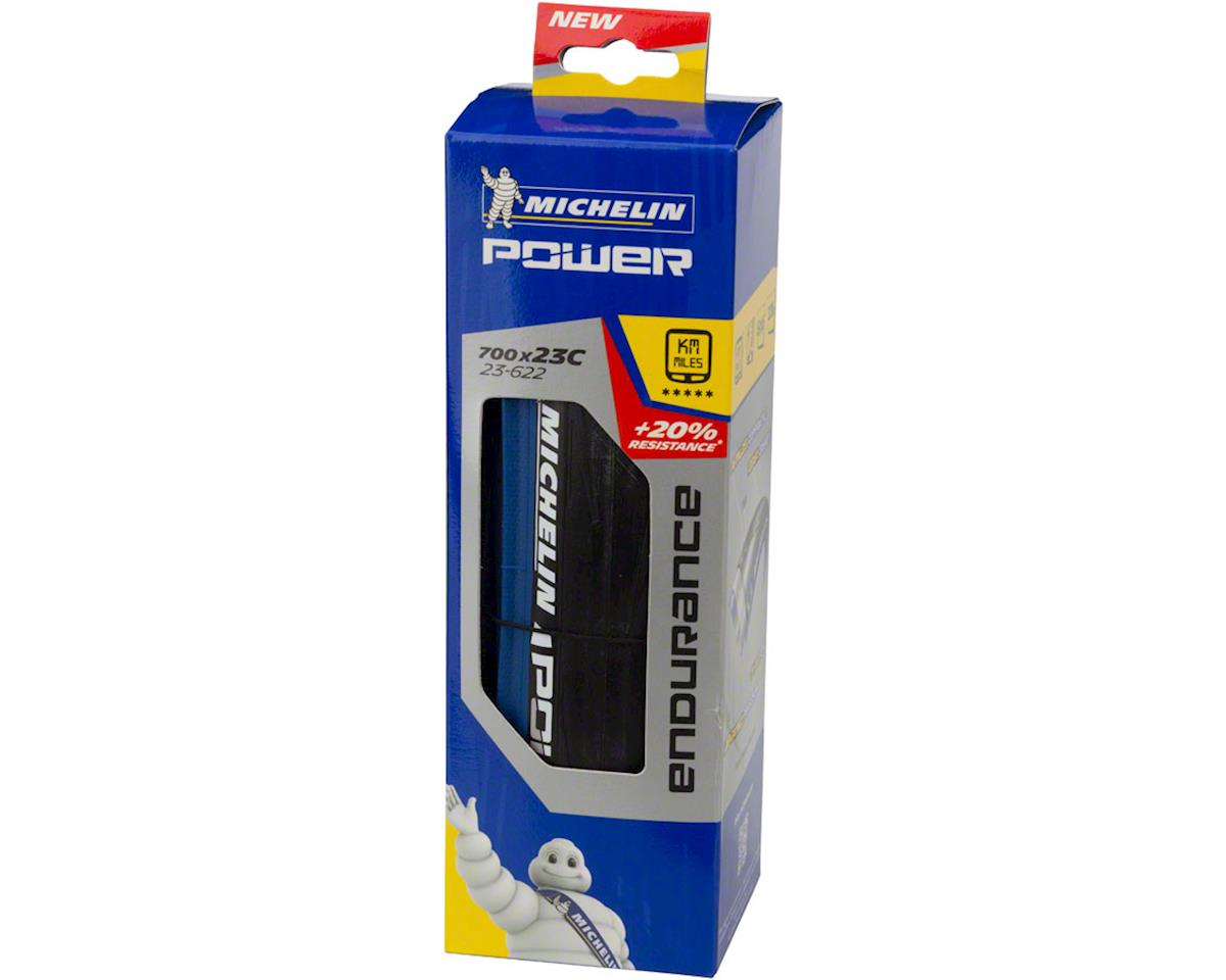 Michelin Power Endurance Tire (Blue) (700 x 23)